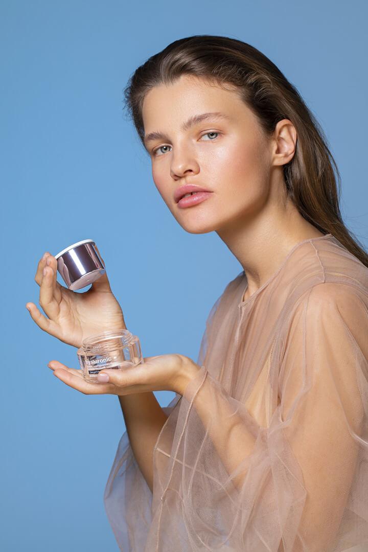 Гиалуроновые кремы для разных типов кожи